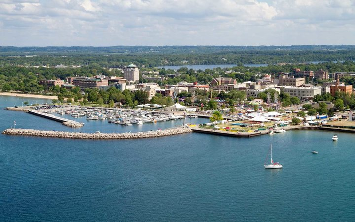 Traverse City is the most expensive summer destination in the Midwest