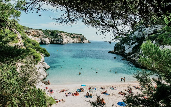Menorca Spain Beaches