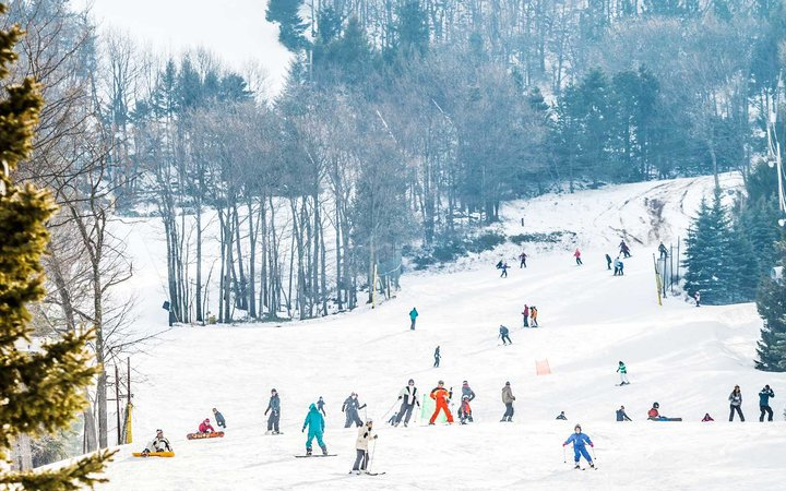 Ski Resorts in Pennsylvania
