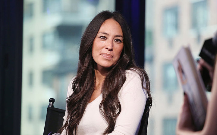 NEW YORK, NY - OCTOBER 19:  The Build Series presents Joanna Gaines to discuss the new book  The Magnolia Story  at AOL HQ on October 19, 2016 in New York City.  (Photo by Mireya Acierto/FilmMagic)