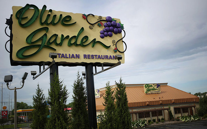 Olive Garden Locations Ahead Of Darden Restaurants Inc. Earning Figures