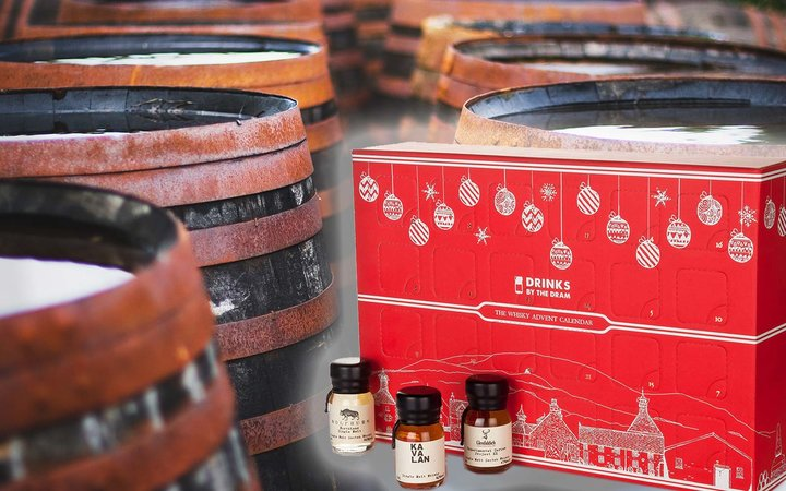 Whiskey Advent Holiday Calendar