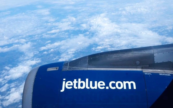 JetBlue Airplane Wifi