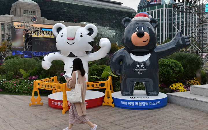 2018 Pyeongchang Winter Olympics: 100 days to go