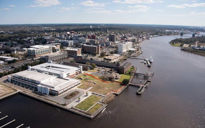 Cape Fear River Wilmington North Carolina