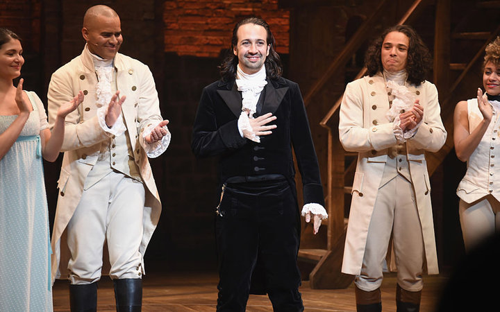 Lin-Manuel Miranda's Final Performance In  Hamilton  On Broadway