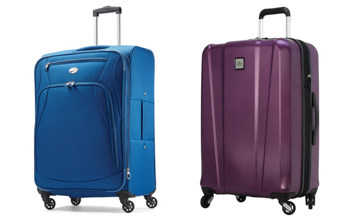 Kohl's Black Friday Luggage Sale