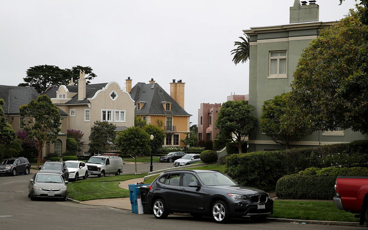 California Couple Buys Street In Exclusive San Francisco Enclave