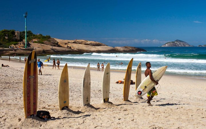 Surf at W Punta de Mita for New Year's Resolutions