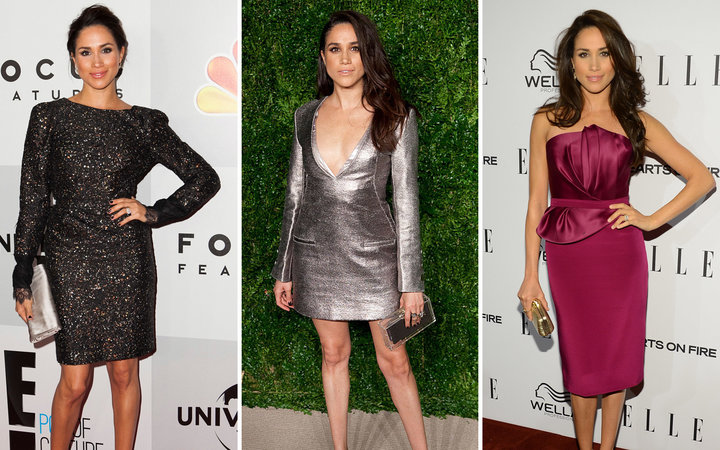 Meghan Markle at various events