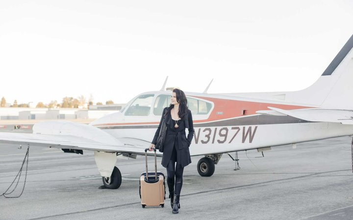 Packing Tips from Woman who traveled to 91 Countries with a Carry-On