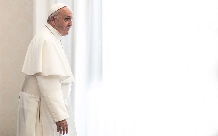 Pope Francis Rome Vatican Italy
