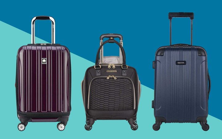 best carry on luggage on amazon