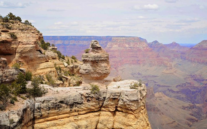 Butterfield and Robinson Scotsdale Arizona Great Adventures - Grand Canyon