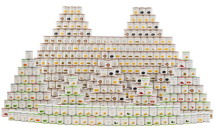 Nutristore 1-YEAR Premium Food Kit 36,000 Servings