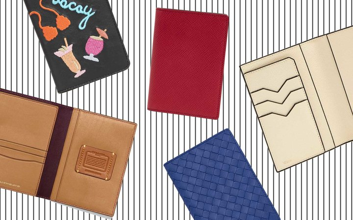 best leather passport holders