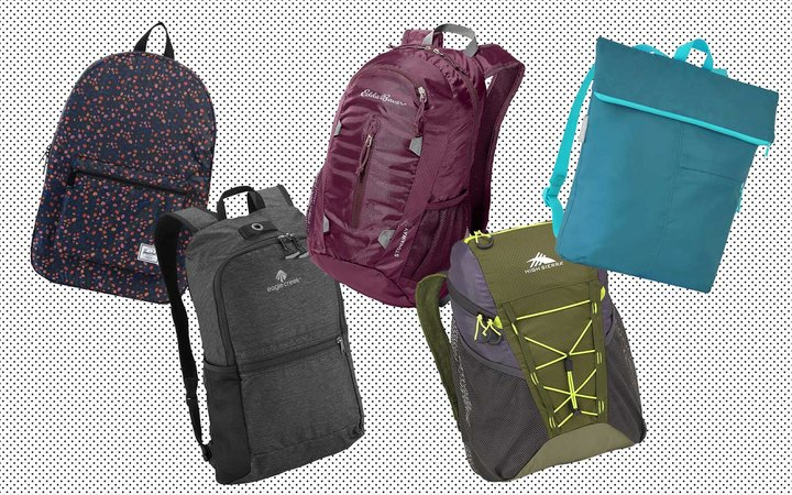 beat packable backpacks