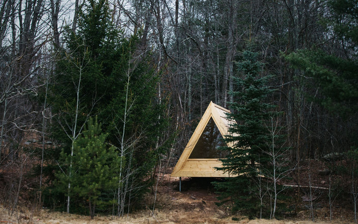 Eastwind Lushna Cabin with A-Frame