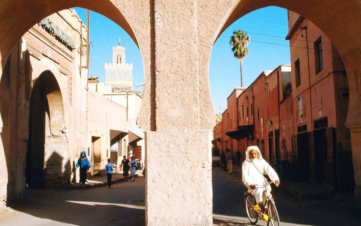 Marrakesh, Morocco, North Africa