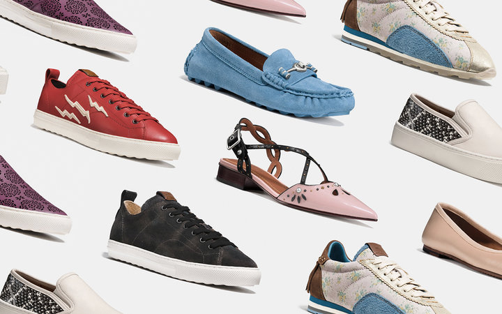 Coach Shoe Sale