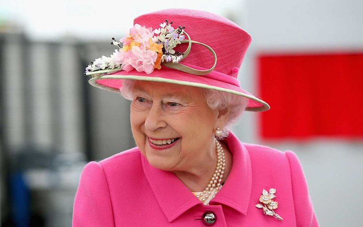 The Queen & Duke Of Edinburgh Carry Out Engagements In Windsor
