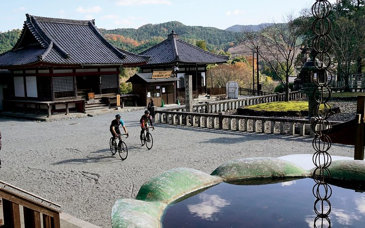 SuVine Cycling Tours in Japan