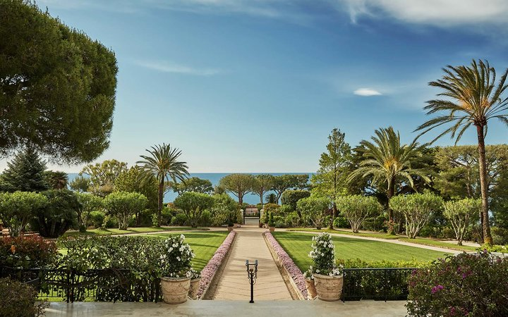 Grand-Hôtel du Cap-Ferrat Four Seasons Hotel