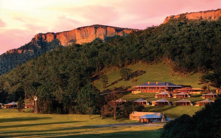 Emirates OneandOnly Wolgan Valley Resort, Australia