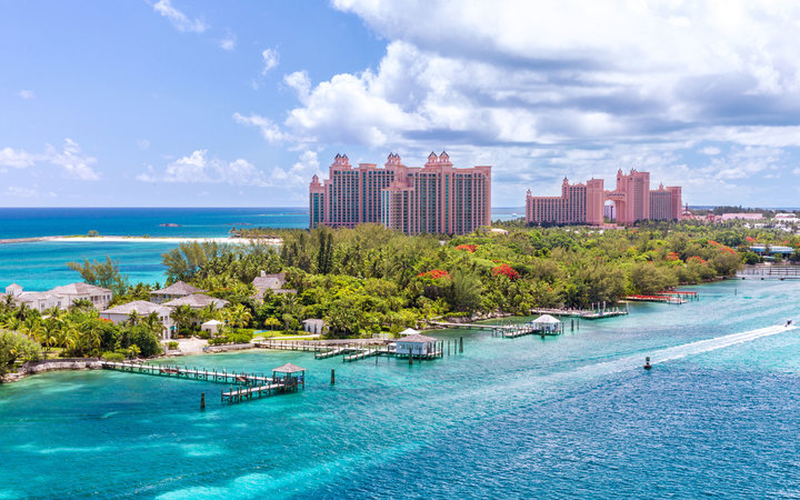 Take a trip to Nassau for under $300 round-trip this Labor Day.