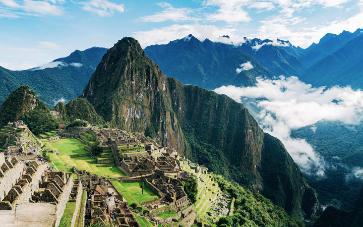 See more than 50 famous UNESCO World Heritage Sites on this world cruise.