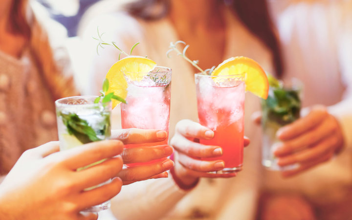 Get paid to drink gin while traveling the world with this new job.
