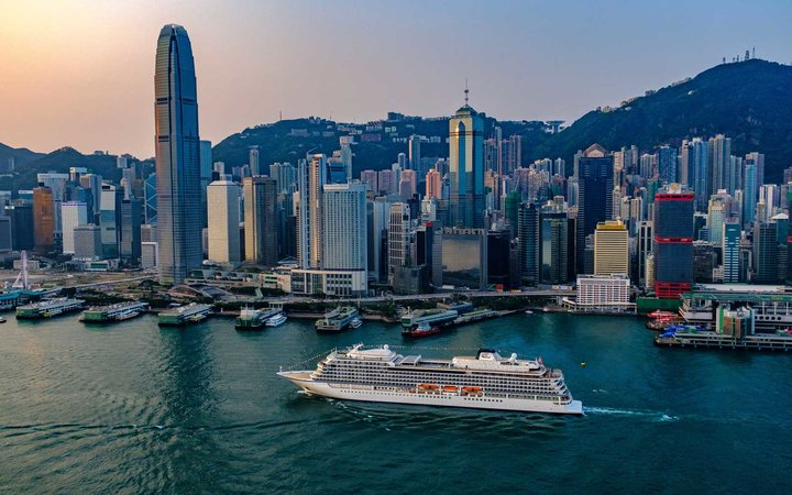 Viking Cruises to Hong Kong
