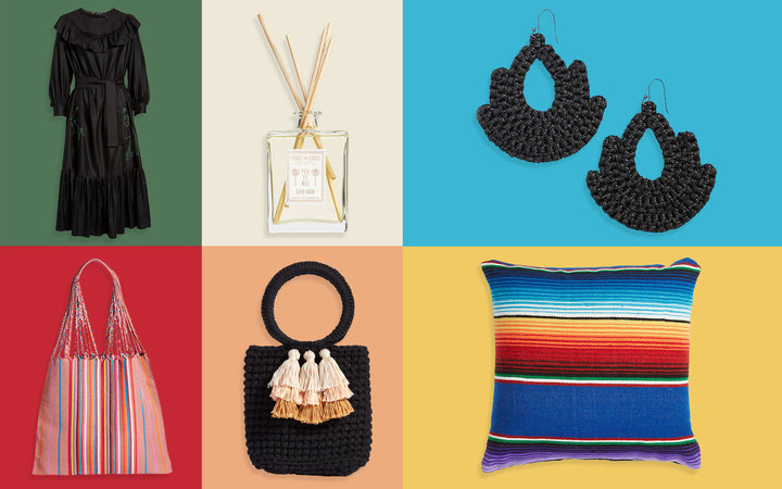 nordstrom pop-in for mexican fashion and home goods