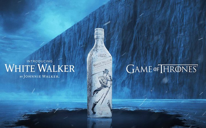 Game of Thrones White Walker Whisky
