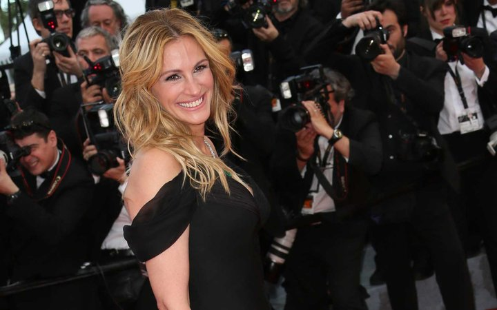 Julia Roberts 50th Birthday
