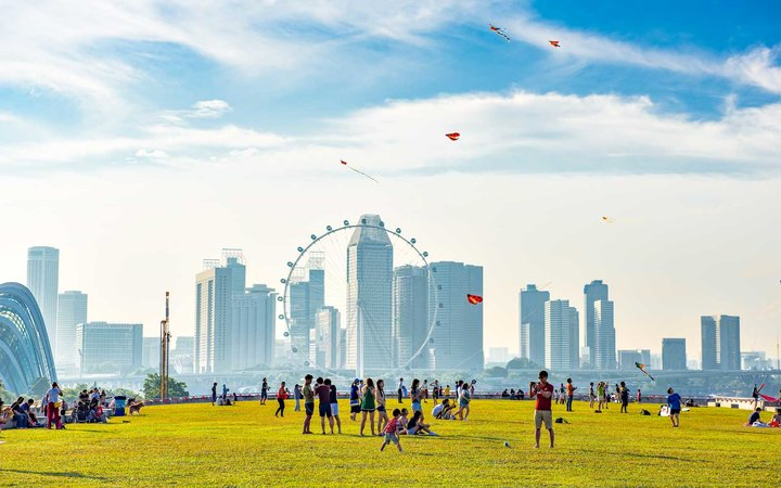 Singapore ranks as the best country for expats for the fourth year in a row.