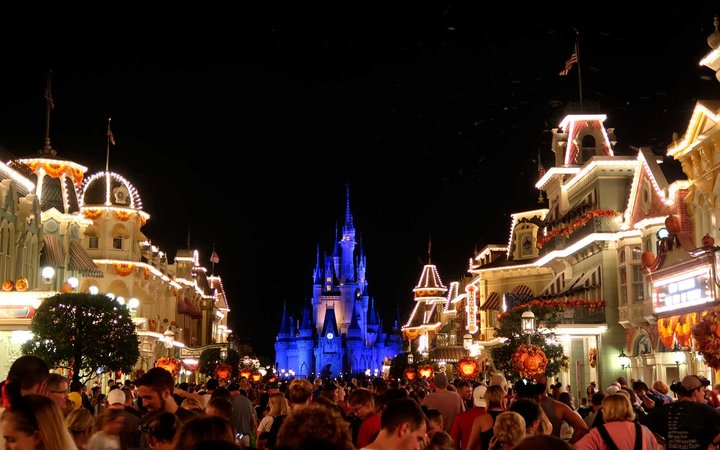 Magic Kingdom at Walt Disney World Resort, Florida