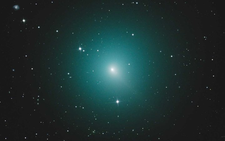 The Wirtanen Comet