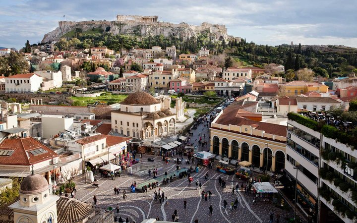 Take a trip to Athens, Greece, for a fraction of the price with Emirates' two-for-one deal.