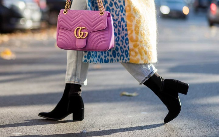 Street Style Fashion, Black Boots