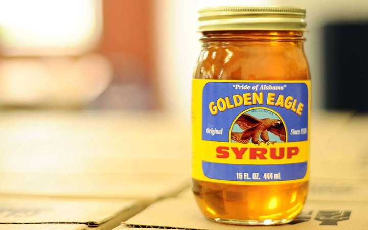 Golden Eagle Syrup