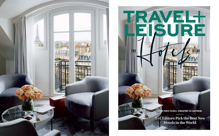 Photographer Francois Coquerel talles about how he got the cover shot for Travel + Leisure magazine
