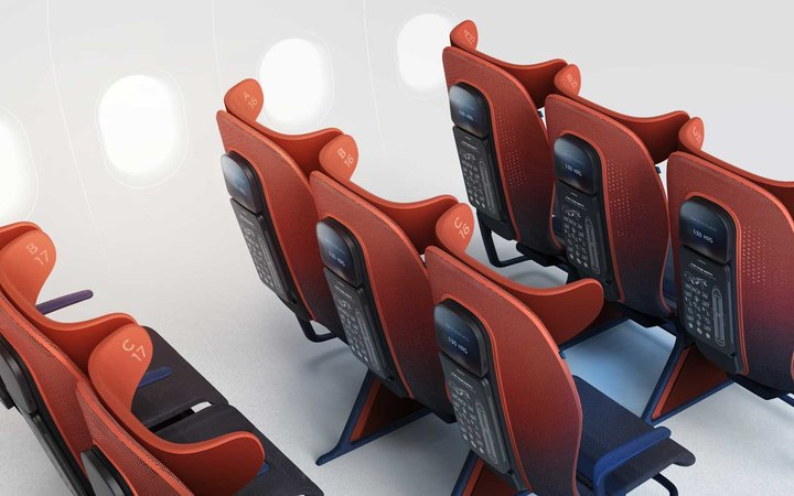 LAYER Concept Seat Design for Airbus