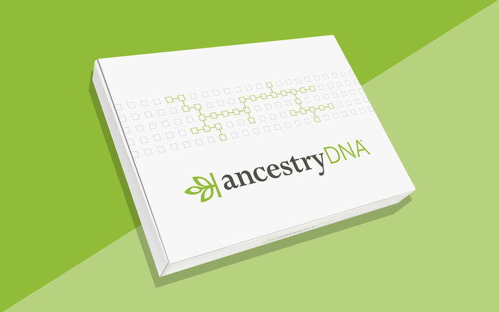 ancestrydna kit on sale on amazon
