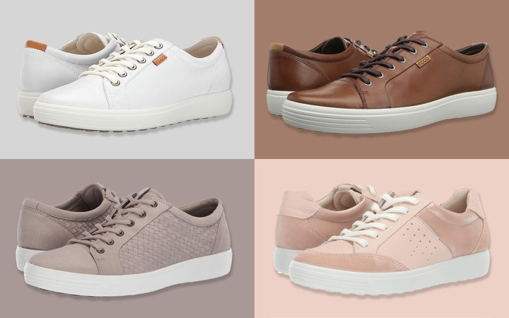 leather sneakers for men and women