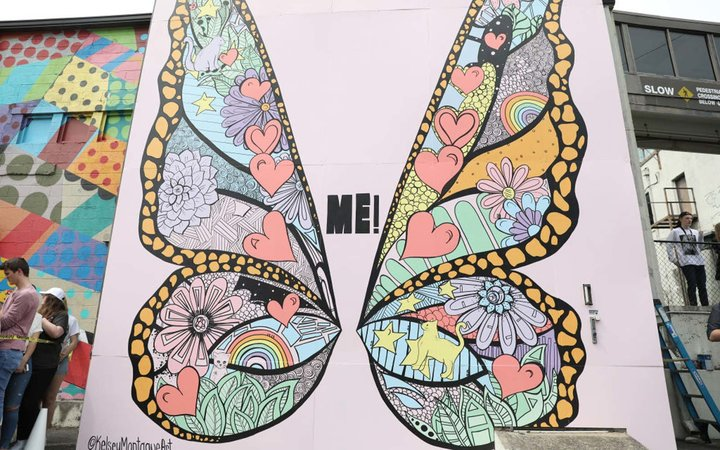 The Artist Behind Taylor Swift's Butterfly Wings Has Murals Across the U.S.: Where to Find Them