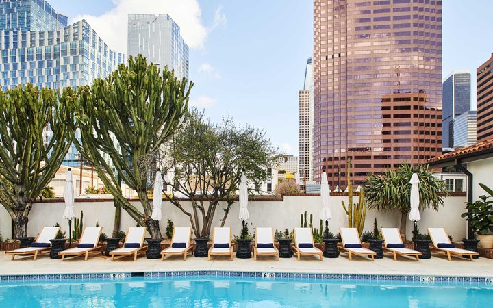 World's Best Hotels in Los Angeles