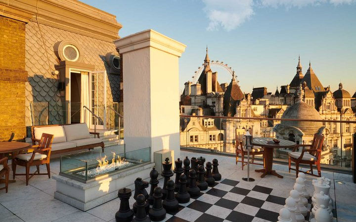 World's Best Hotels in London