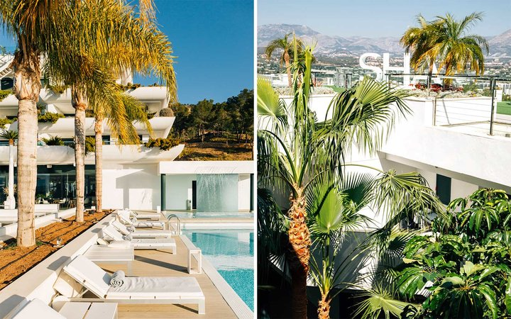 SHA Wellness Resort in Spain