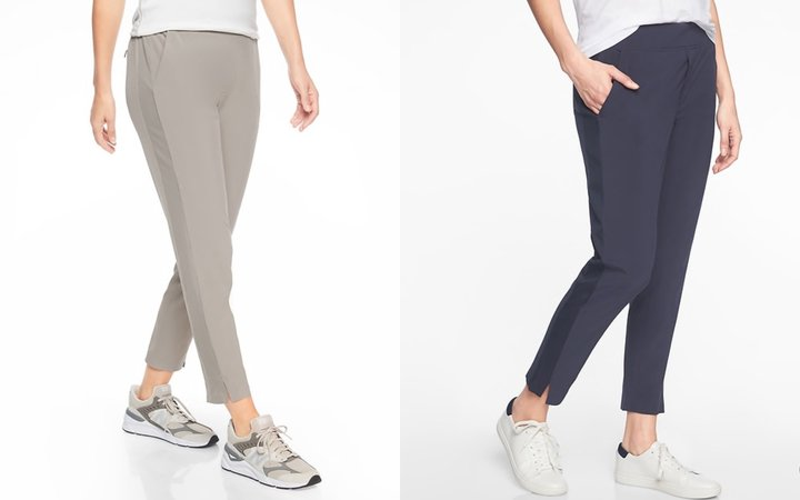 Best Travel Pants From Athleta